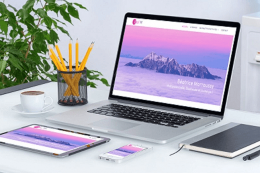 Avoir un site Web rapide et professionnel est important